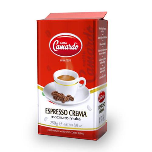 Bột cafe moka espresso crema 250g