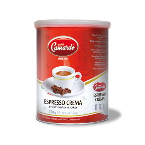 Bột cafe moka espresso crema 250g (can)