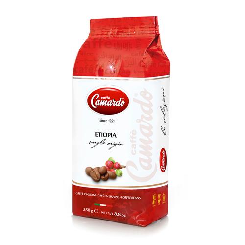 Hạt cafe etiopia 250g